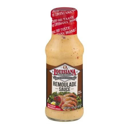 Louisiana Remoulade Sauce, 10.5 OZ - Walmart.com