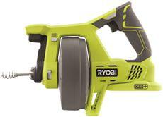 Ryobi One+ 18-Volt Drain Auger, Tool Only by Ryobi