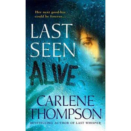 Last Seen Alive - eBook