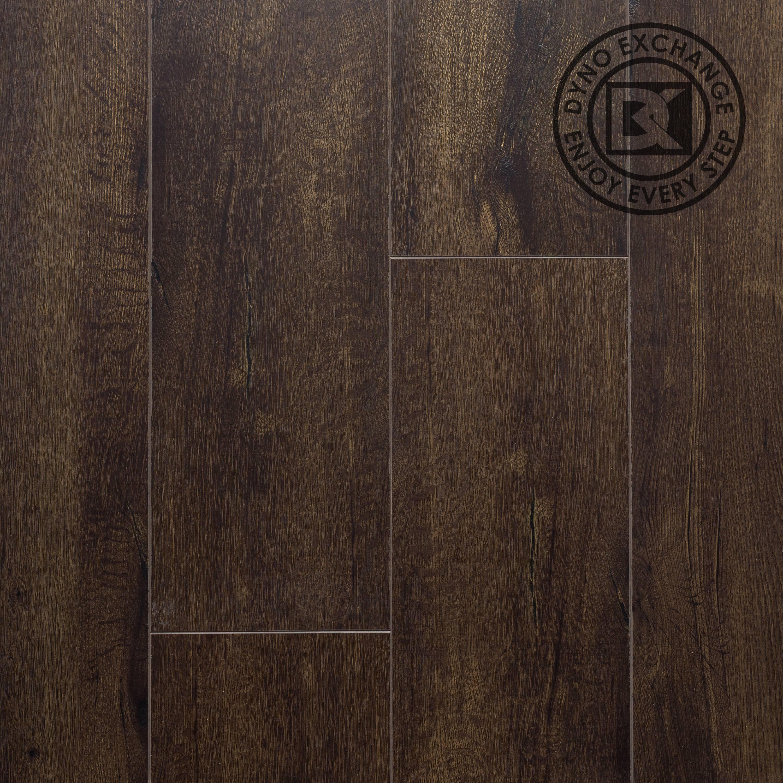 Dyno Exchange, Essence Collection Laminate Flooring, Midnight Black (20.15 sqft/box)