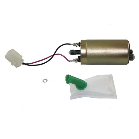 Nissan Altima Fuel Economy - BROCK Fuel Pump & Strainer Set Replacement for 95-96 Infiniti G20 & 93-96 Nissan Altima 17042-2B500 E8247 69643