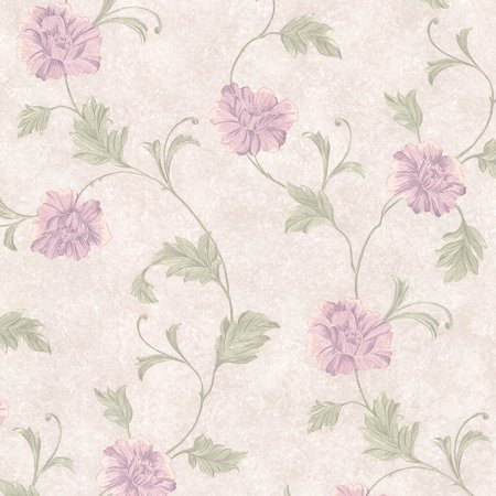 Mirage Louise Vintage Floral Trail Wallpaper