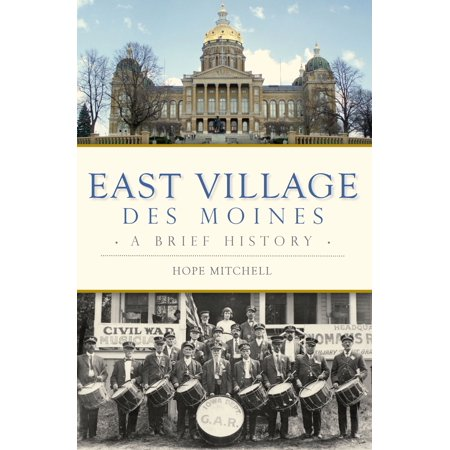 East Village, Des Moines - eBook ()