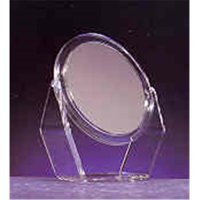 FS27 Zadro Dual-Sided Swivel Vanity Mirror with 1x & 7x Magnification, Acrylic