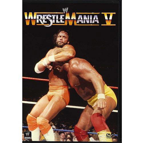 WWE: WrestleMania V (Full Frame)