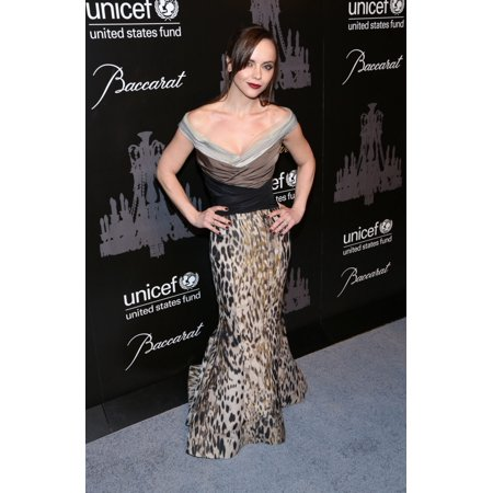 Unicef Halloween Ball (Christina Ricci At Arrivals For Unicef Snowflake Ball 2013 Cipriani Wall Street New York Ny December 3 2013 Photo By Andres OteroEverett Collection)