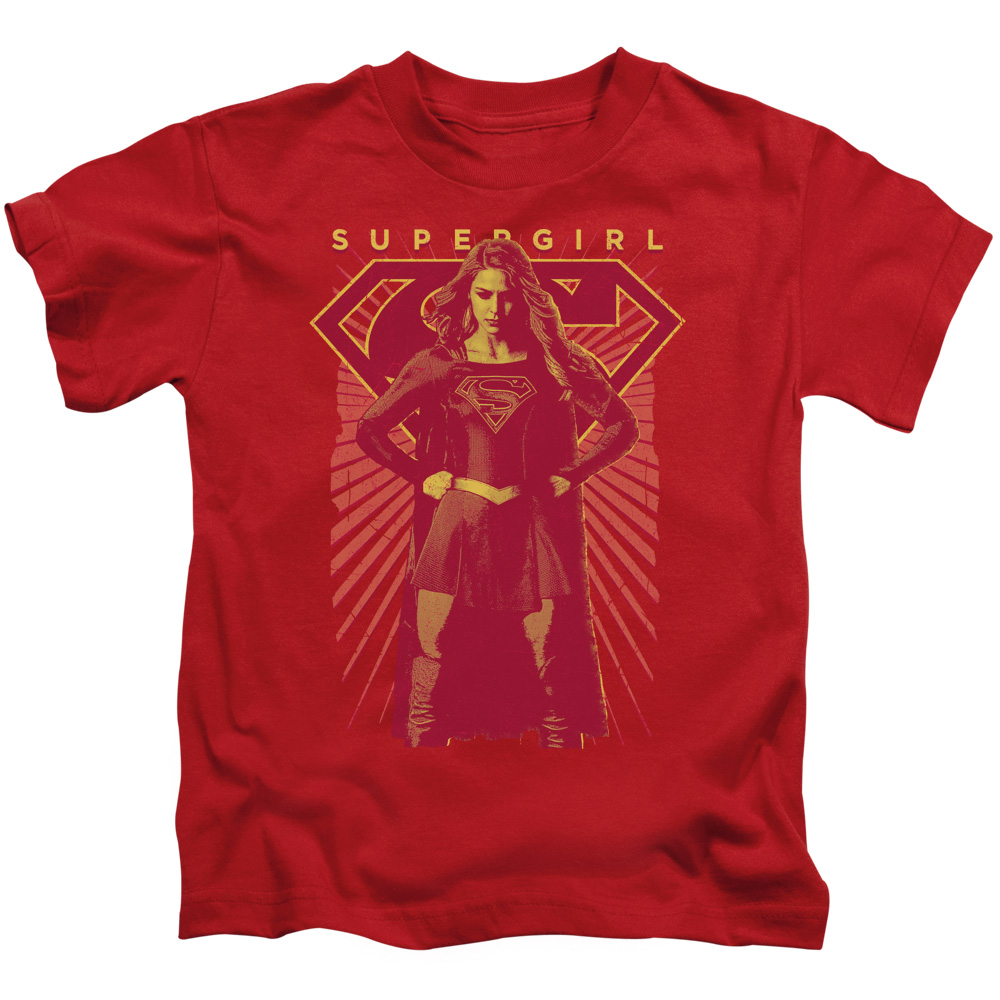 Supergirl Ready Set Little Boys Shirt