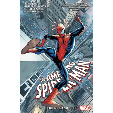 The Amazing Spider Man 2 Shoes (Amazing Spider-Man by Nick Spencer Vol. 2 : Friends and)