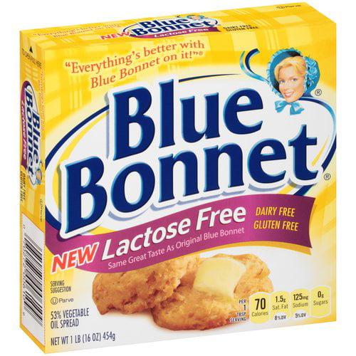Blue Bonnet Vegetable Oil Spread Sticks