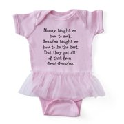CafePress - Great Grandma - Cute Infant Baby Tutu Bodysuit