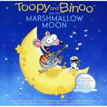 Toopy and Binoo and The Marshmallow Moon](Toopy Binoo Halloween Games)