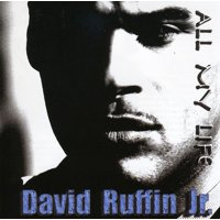 David Ruffin Jr - All My Life-EP [CD]