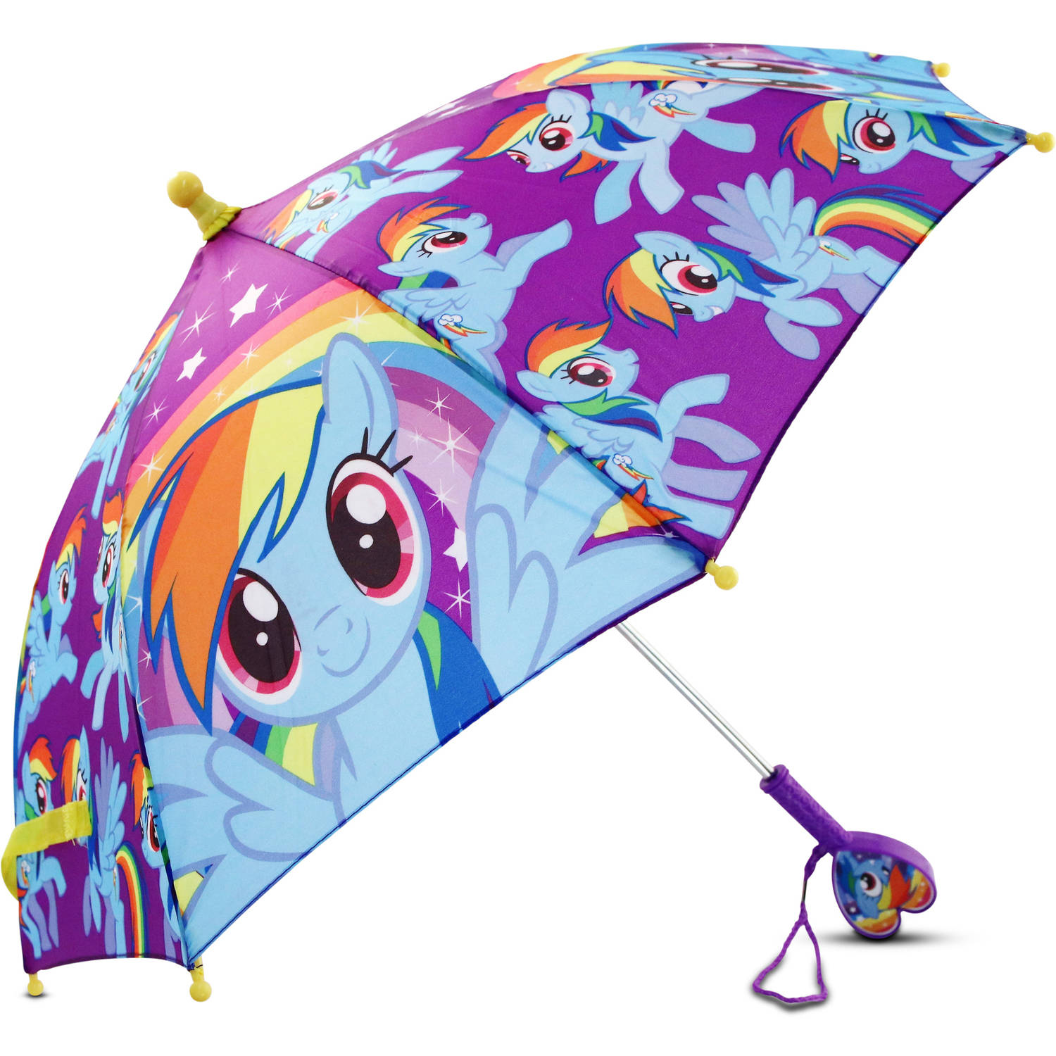 Click the Pony With Umbrella coloring pages to view printable version or color it online (compatible with iPad and Android tablets).. You might also be interested in coloring pages from My Little Pony category.