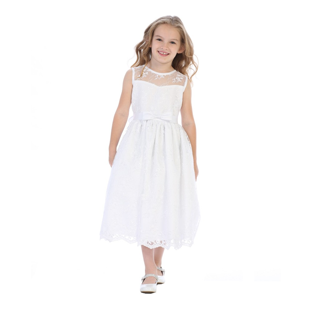buying now various styles cheap Plus Size Childrens Flower Girl Dresses