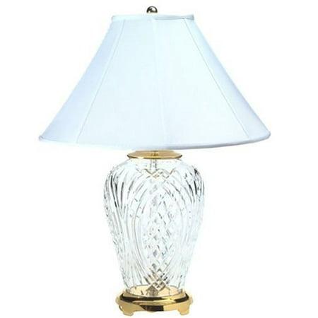 - Waterford Crystal 29-Inch Kilkenny Lamp