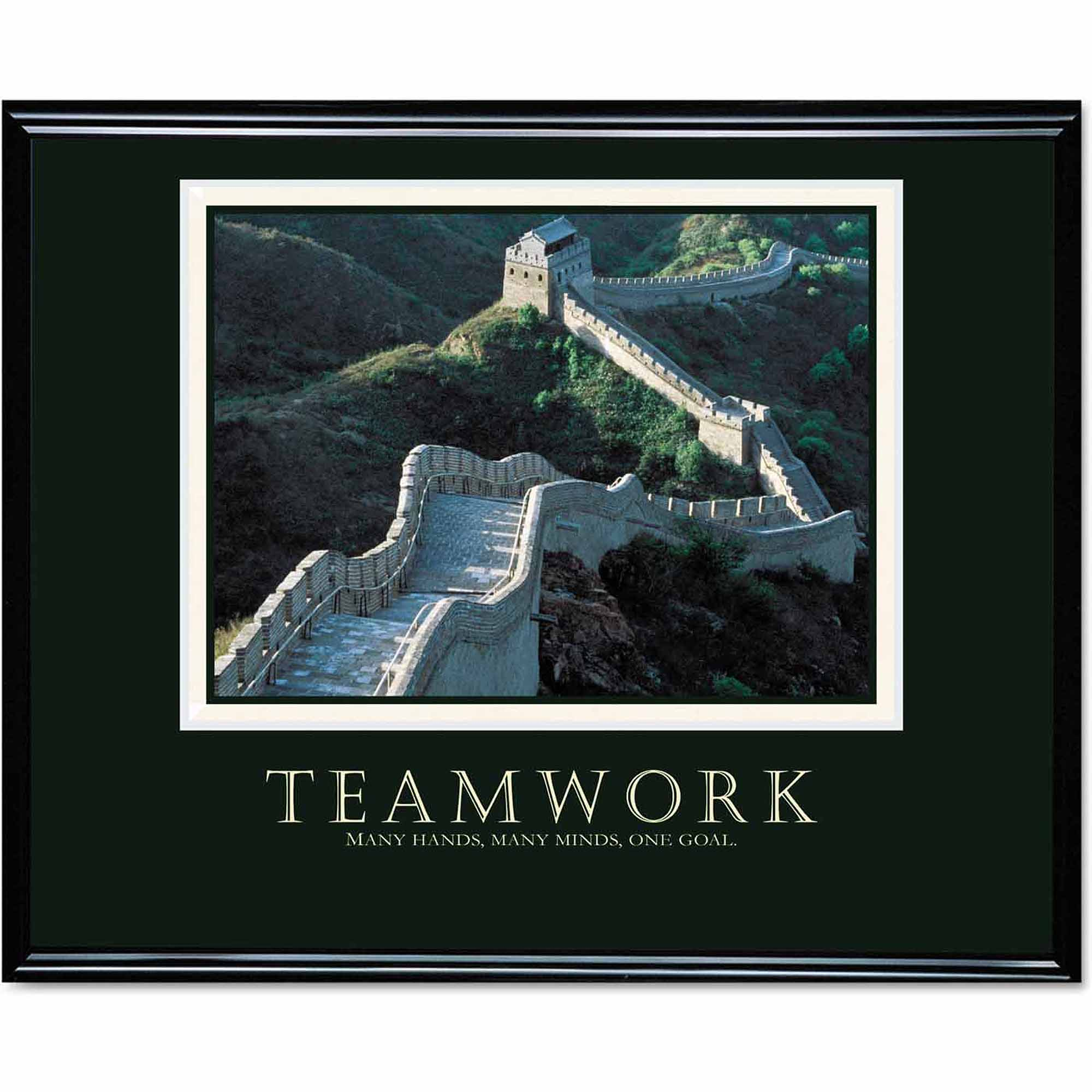 Teamwork inspirational quote and motivational poster it reads teamwork inspirational quote and motivational poster it reads the nice thing about teamwork is that you always have others on your side margaret carty jeuxipadfo Image collections