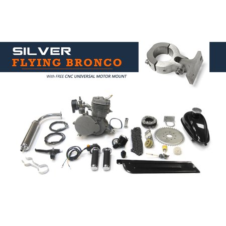 Silver Flying Horse 66cc/80cc Bicycle 2 Stroke Engine Kit