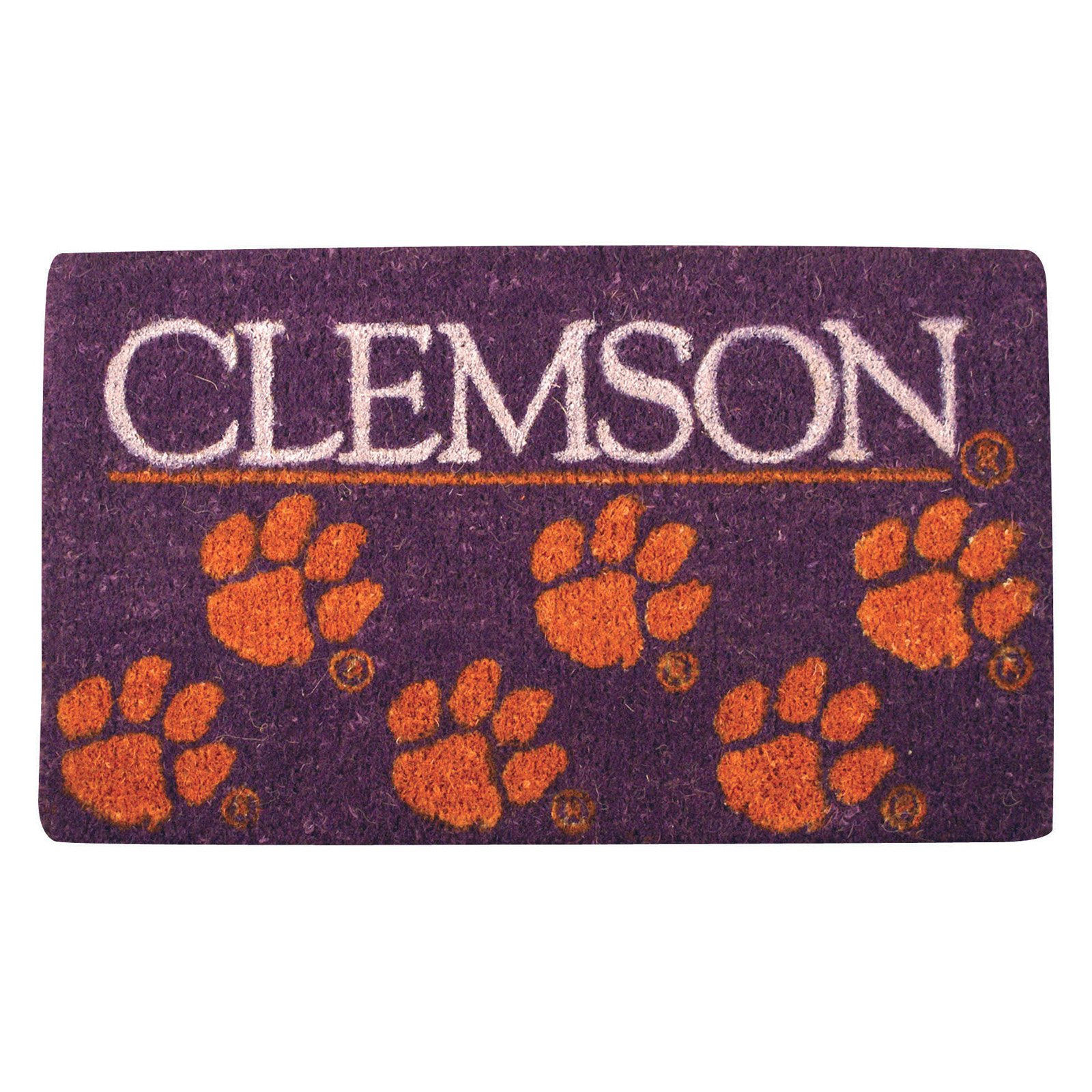 Team Sports America Collegiate Welcome Door Mat