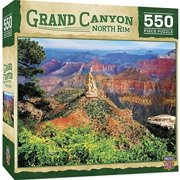MasterPieces Explore America - Grand Canyon North Rim 500pc Puzzle