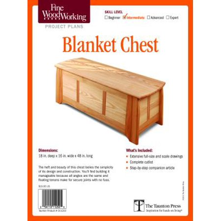 Fine Woodworking's Blanket Chest Plan (Mission Woodworking Plans)