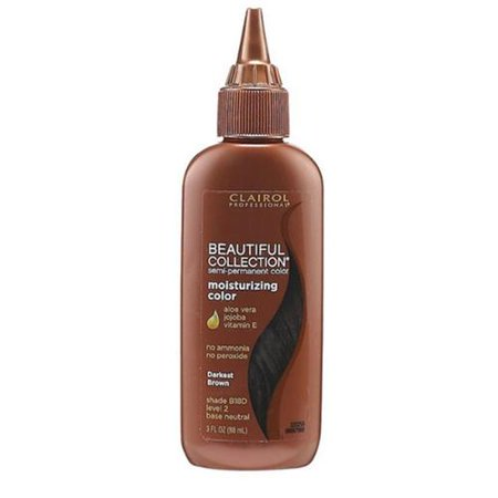 how to use clairol beautiful collection semi permanent hair color