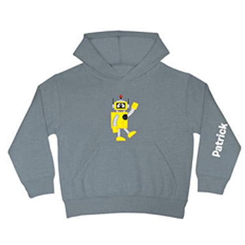 Personalized Yo Gabba Gabba! Plex Gray Boys' Hoodie