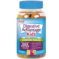 Digestive Advantage Kids Daily Probiotic Gummies, 60 ct