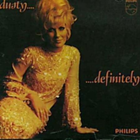 Dusty Definitely (CD) (Remaster)