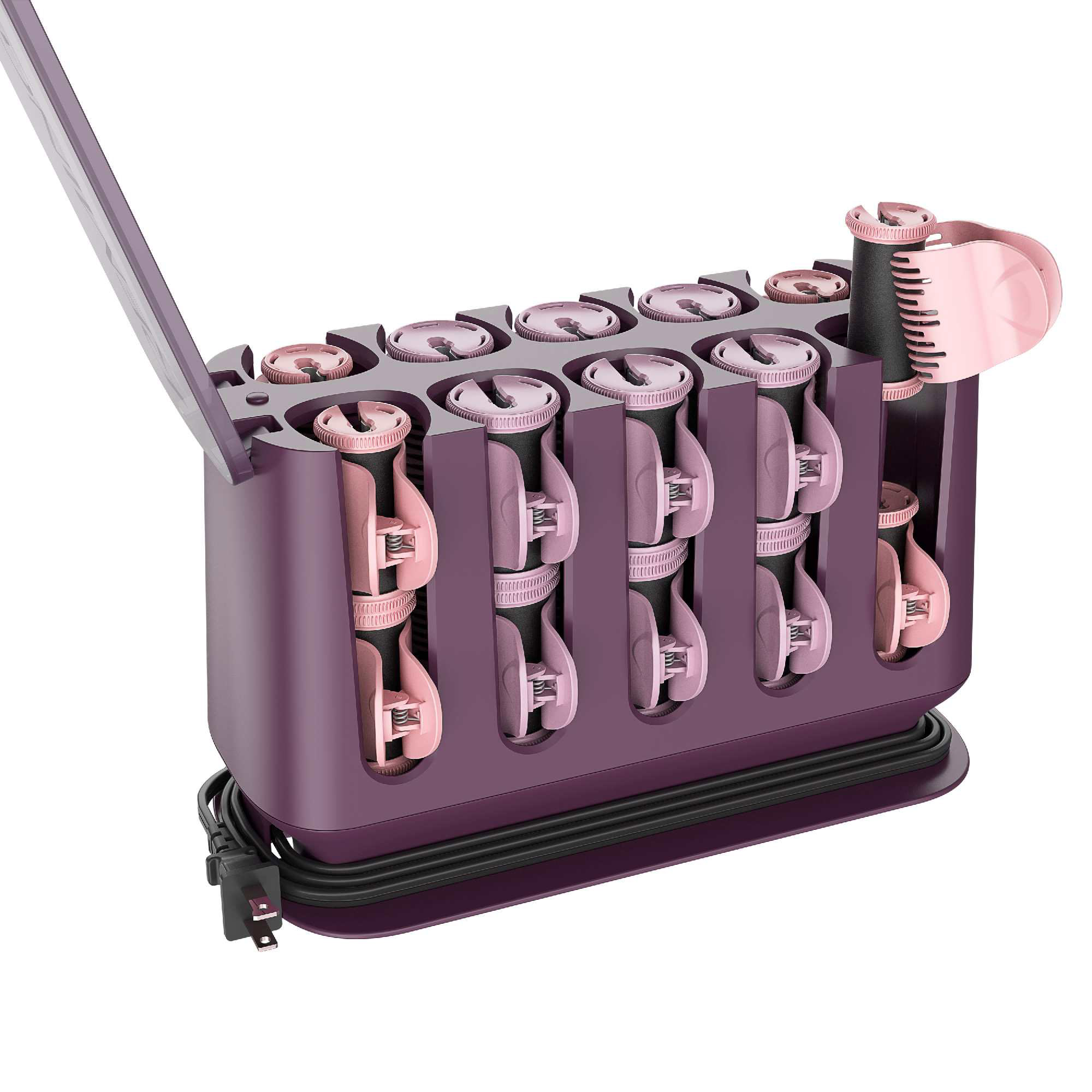 Remington T Studio Thermaluxe Ceramic Hair Setter, Hair Rollers, H9100