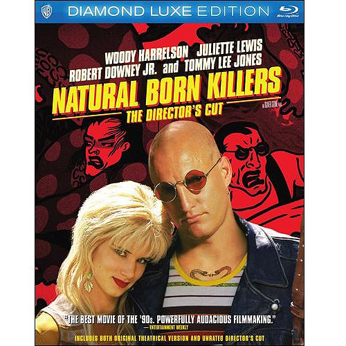 Natural Born Killers: Director's Cut (2-Disc) (Diamond Luxe Edition) (Blu-ray) (Widescreen)