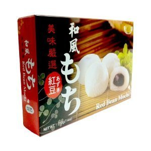 Japanese Rice Cake Mochi Daifuku 7.4 Oz / 210 G (Pack of 2)