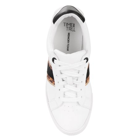 Ladies Time and Tru Fashion Sneakers
