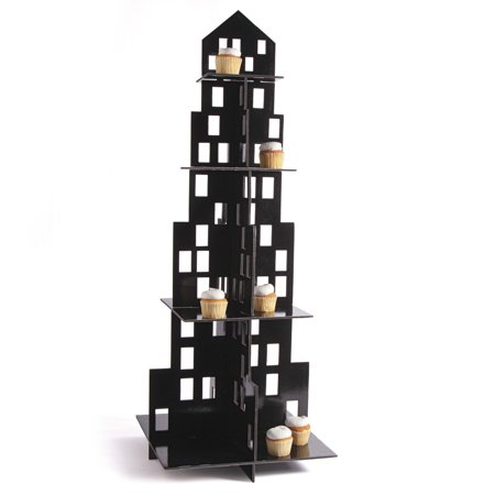 Large City Cupcake Holder - Party Cits