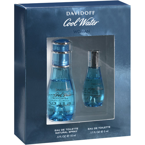 Davidoff Cool Water Woman Gift Set, 2 count