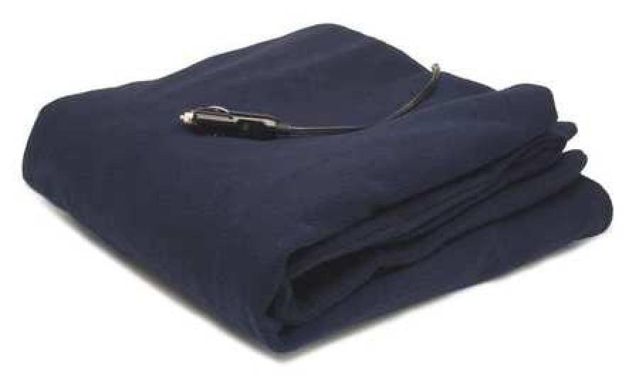 ROADPRO RPHB-110DB Heated Blanket,Polar Fleece