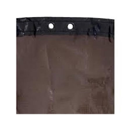 Puyoung Industries BB1632 16 x 32 ft. Oval Ultra Premium Winter Above Ground Pool Cover, Brown & Black - image 1 de 1