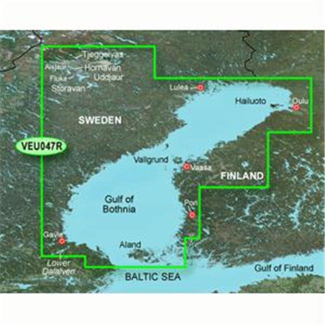 Garmin VEU047R - Gulf of Bothnia - Kalix to Grisslehamn - SD Card - image 1 of 1