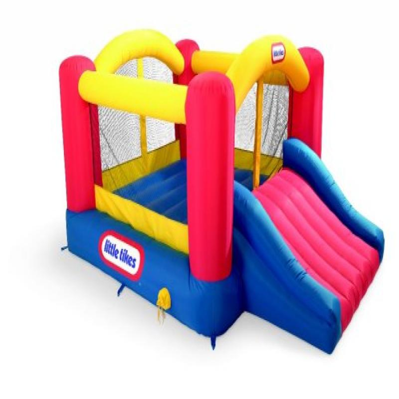 Little Tikes Jump and Slide Bouncer