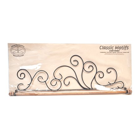 Classic Motifs Classic Curl 22 Inch Fabric Holder With Dowel - image 1 de 1