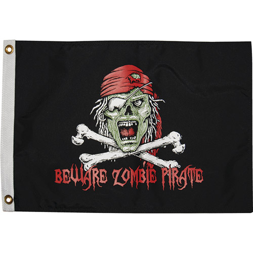 "Taylor 12"" x 18"" Pirate Flag"