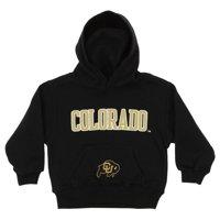 OuterStuff NCAA Toddlers Colorado Buffaloes Fleece Hoodie, Black