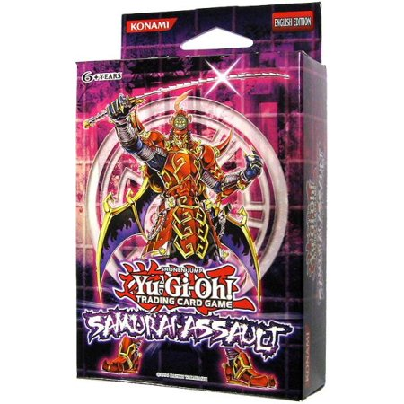 Yu-Gi-Oh Six Samurai Assault Special Edition Pack