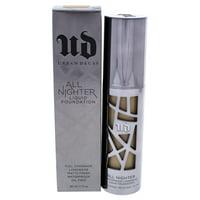 All Nighter Liquid Foundation - 4.0 Medium by Urban Decay for Women - 1 oz Foundation
