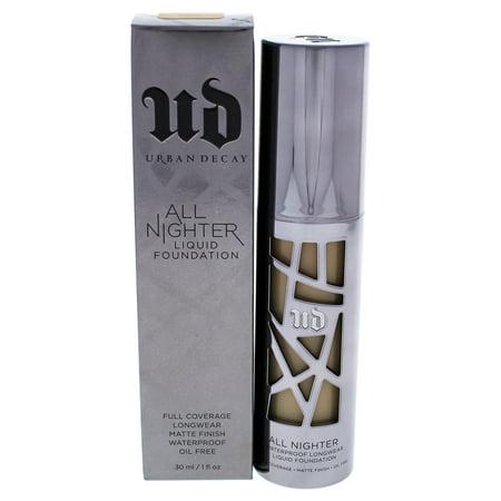 All Nighter Liquid Foundation - 4.0 Medium by Urban Decay for Women - 1 oz