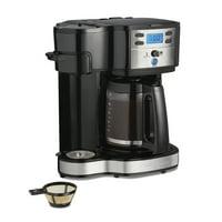Deals on Hamilton Beach 2-Way Programmable Coffee Maker