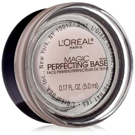 L'Oreal Paris Studio Secrets Professional Magic Perfecting Base Trial Size, 0.17 Ounces