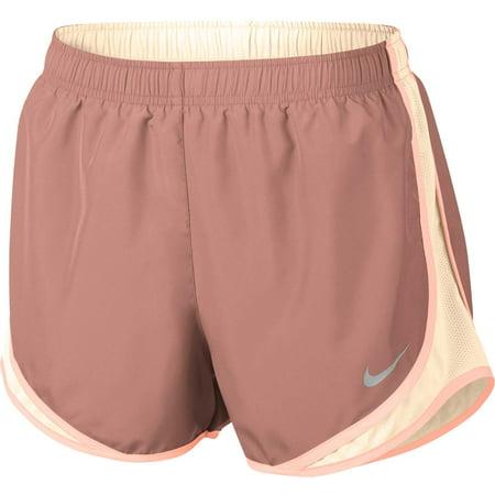 0fde2b3aa3c60 Nike - Nike Women s Dry 3   Tempo Running Shorts - Walmart.com