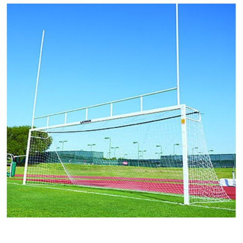 Football & Soccer Goal Combo Post with Net