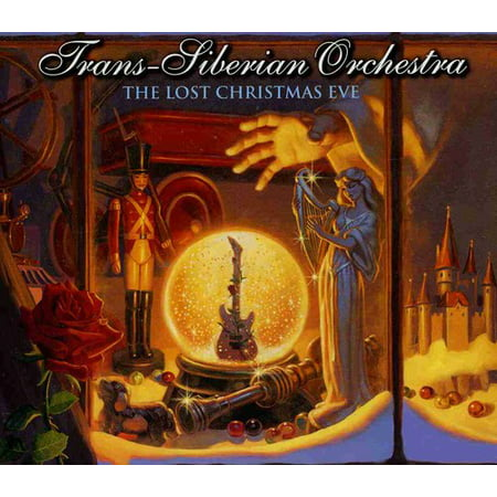 The Lost Christmas Eve (CD) ()