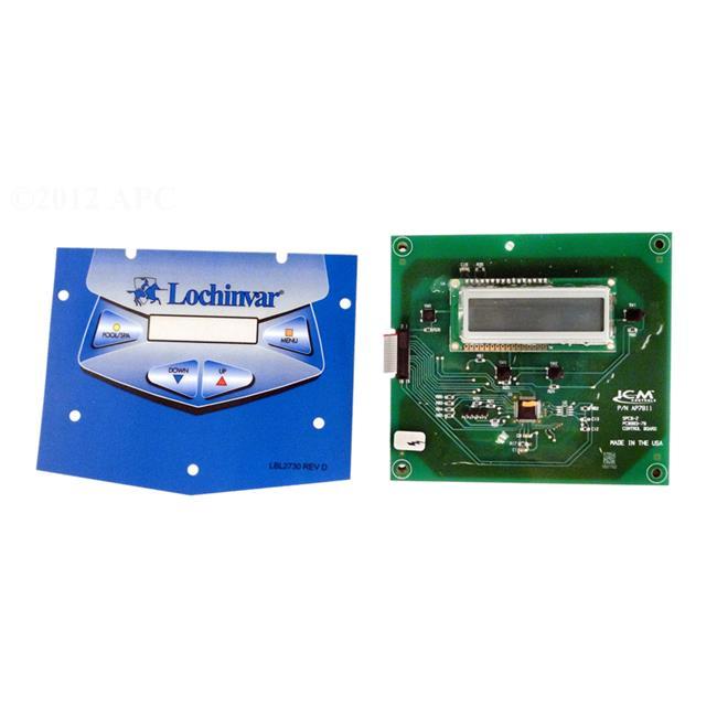 Lochinvar LVRLY3090 Main Control Board - image 1 de 1